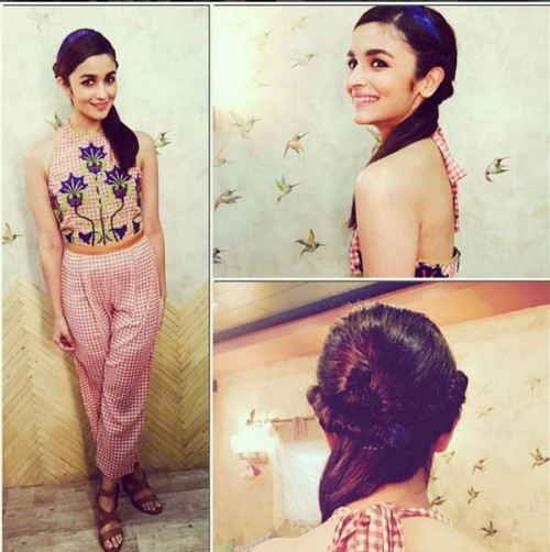 Ten Shaandaar Alia Hairstyles You Can Try With Your Daily