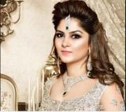 pakistani bridal hairstyles 2018