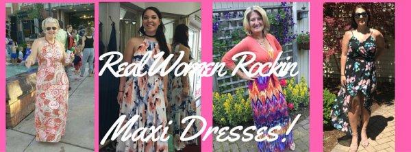 Real Women Rockin Maxi Dresses (3)