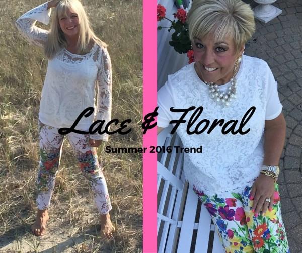 lace & floral