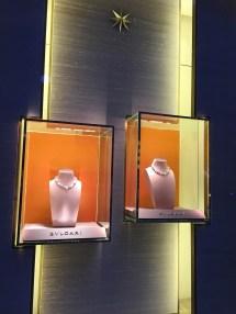 Bvlgari' Window Displays York February '16