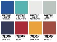 Lenzing Fashion Color Trends Spring/Summer 2018  Fashion ...