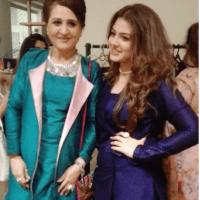 Asma Abbas & Zara Abbas