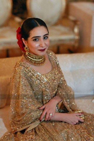 Big Fat Pakistani Wedding Of Malik Riaz Grand Daughter