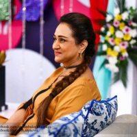Tv superstar Bushra Ansari