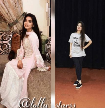 Latest Beautiful Clicks Of Arisha Razi Pakistani Drama