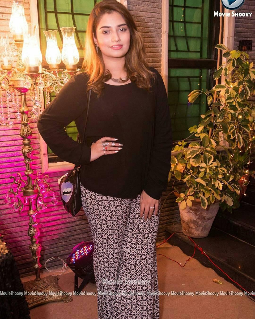 Faysal Qureshi Daughter Hanish Qureshi Celebrating Birthday