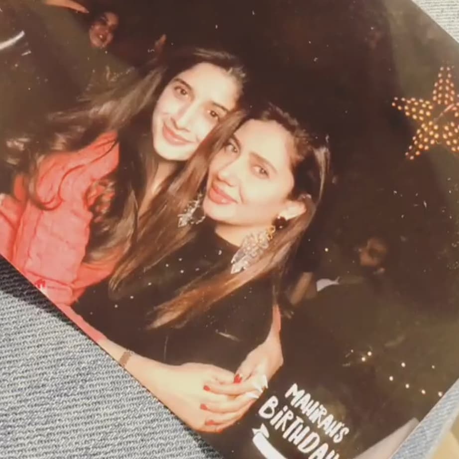 Celebrities Gives Surprise to Mahira Khan on Her Birthday