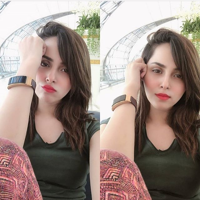 New Awesome Photos of Nimra Khan - A Famous Celebrity