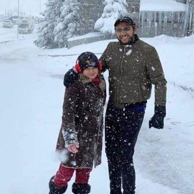 Turkey - Shahid Afridi Having Family Time | Check Awesome Photos