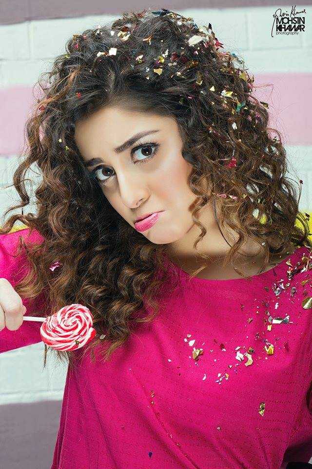 Latest Photoshoot of Beautiful Alizeh Shah  Pakistani Drama Celebrities