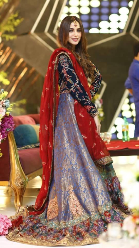 Beautiful Nimra Khan at a Wedding Event  Pakistani Drama Celebrities