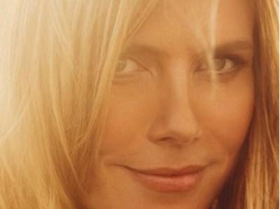 Heidi Klum regresa a la perfumería con Shine