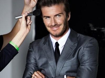 David Beckham listo para presentar su nuevo «bebé»