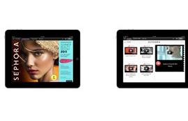 Sephora lanza aplicación para iPad