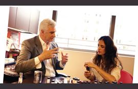 52c6e7fda4 Carolina Herrera y su hombre VIP: Protagonistas y secretos