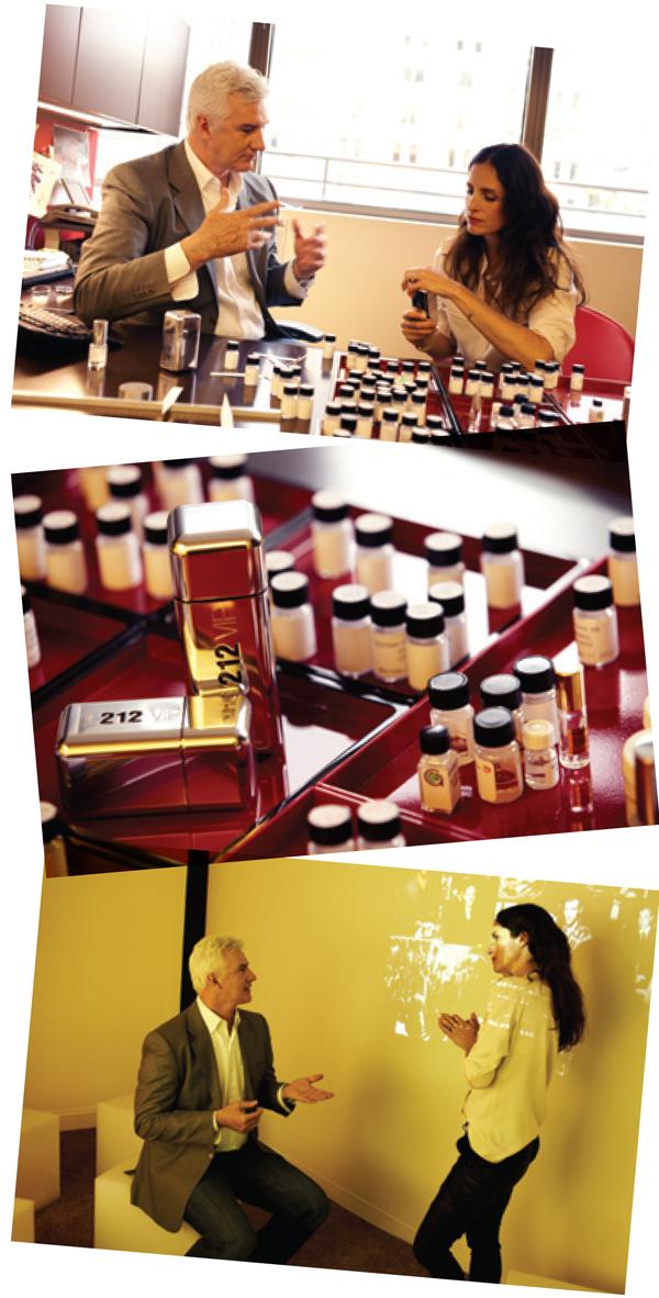 7cd627cbe6 El perfumista David Apel, junto a Carolina Herrera Jr., es uno de los  creadores de 212 VIP Men. (Fotos suministradas para Fashionvitrine.com)