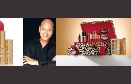 Maquillador internacional ofrecerá charlas y consejos