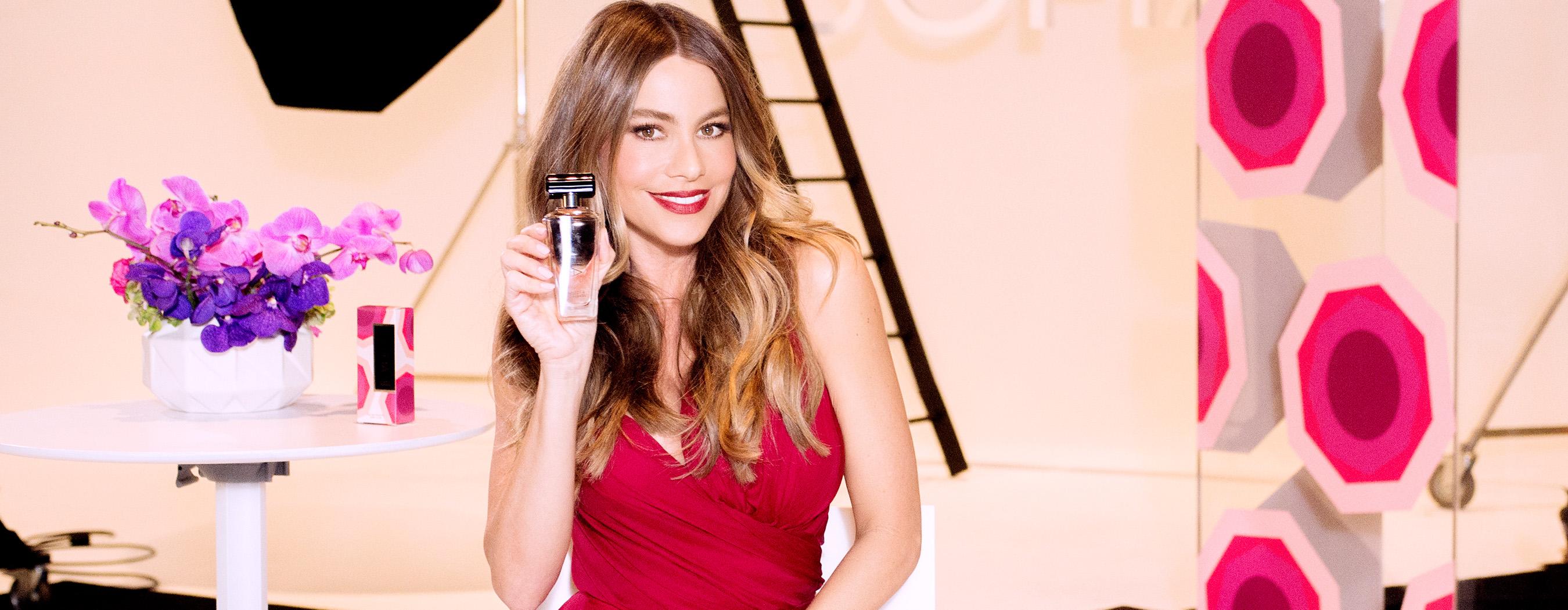 SOFIA Vergara y Avon celebran el lanzamiento de la fragancia So Very Sofia