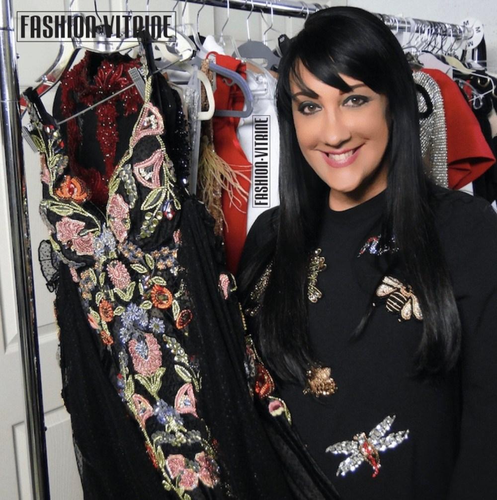 Giannina Azar, la diseñadora dominicana que ha seducido a celebridades como Jennifer López o Thalía