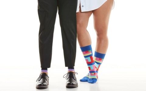 Medias o calcetines, no importa como le llames, nace una marca muy colorida