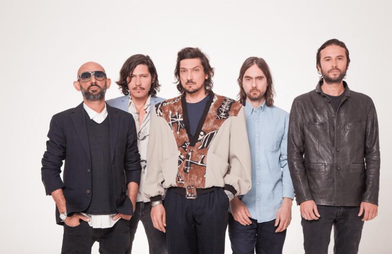 Zoé, la banda de rock latinoamericana más importante de la escena, lanza su sexto álbum de estudio: Aztlán.
