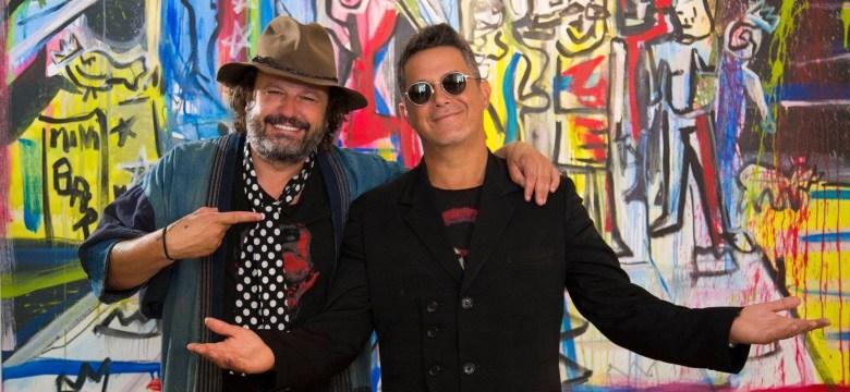 Domingo Zapata y Alejandro Sanz