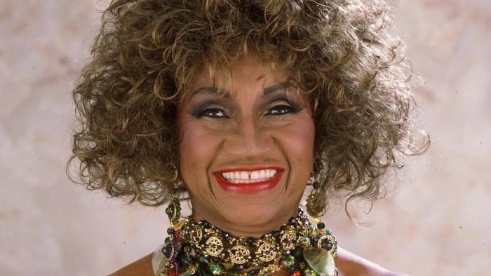 Celia Cruz biografia