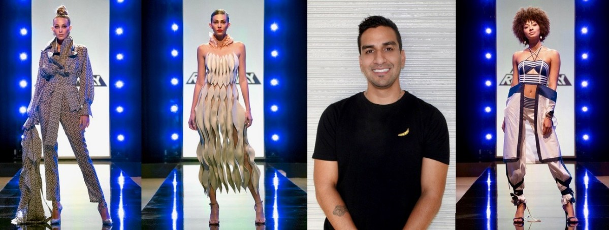 Exclusiva: Entrevista a Sebastian Grey, el latino de Project Runway, season 17