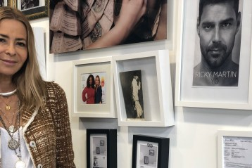 Irma Martinez Fashion Vitrine