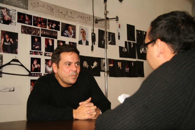 Juan En Vitrina Narciso Rodriguez