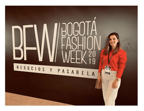 Orianna Zancanaro Bogota Fashion Week