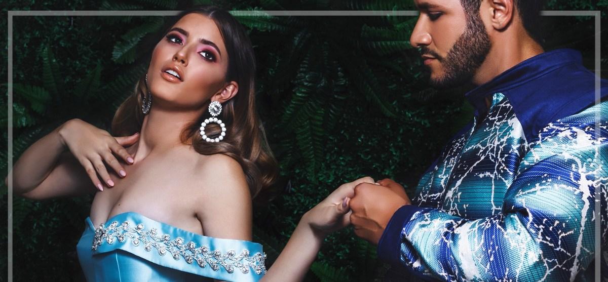 El diseñador de modas Ángel Guzmán sube a la pasarela su versión de 'Into the Woods'