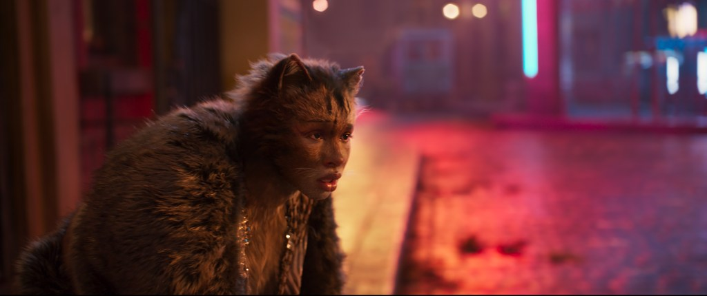 Jennifer Hudson Cats