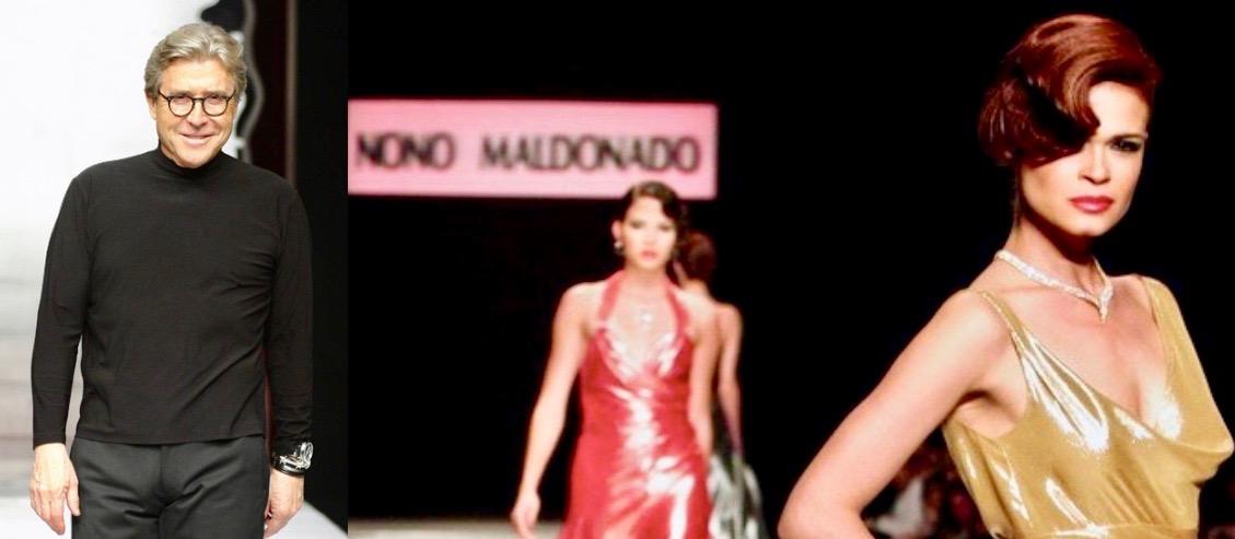 Nono Maldonado, la retrospectiva del caballero de la moda puertorriqueña