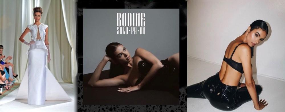Bodine cumple su sueño y lanza carrera musical con sencillo: «Sólo pa mí»