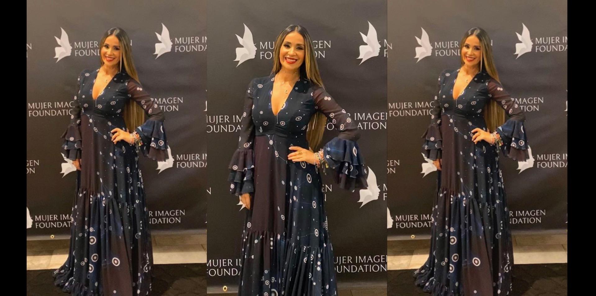 Catherine Siachoque es reconocida por la Fundación Mujer Imagen