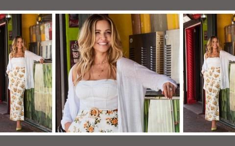 Alina Villasante: El rostro detrás de 'Peace Love World'