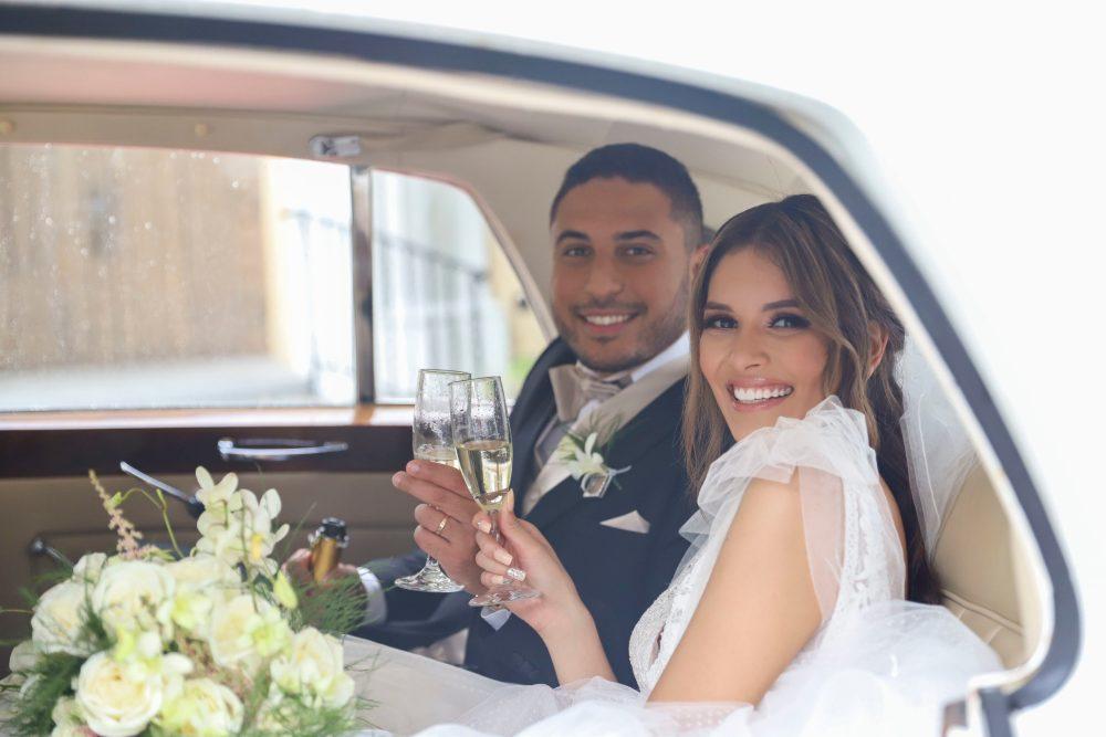 Que sí, que sí: Celebran la primera boda en Enamorándonos Estados Unidos