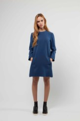 Julia Wool Shift Dress £399
