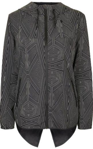 Wrap back jacket, £135