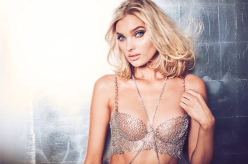 Elsa Hosk Victorias Secret Dream Angels Fantasy Bra 2018 Promo Shot of bralette