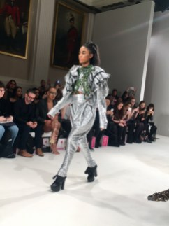 Hellavagirl Couture London Fashion Week FW17
