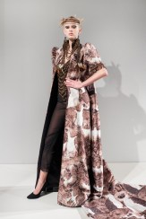John Herrera's Agila Collection presented at Fashion Scout.