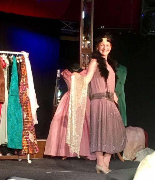 Meridith Towne original Flapper Dress