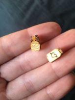 MIA Wooden Earrings