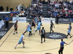 Newcastle Eagles vs Glasgow Rocks 071017 1
