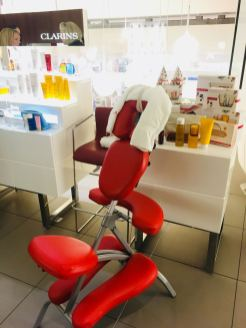 JOHN LEWIS URBAN RETREAT SPA CLARINS