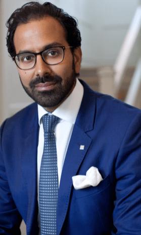 Dr Raj Acquilla Headshot