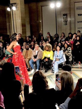 Malan Breton FW18 Fashion Scout London Fashion Week Lead Image